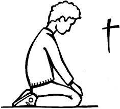 Prières de confession sur le porno